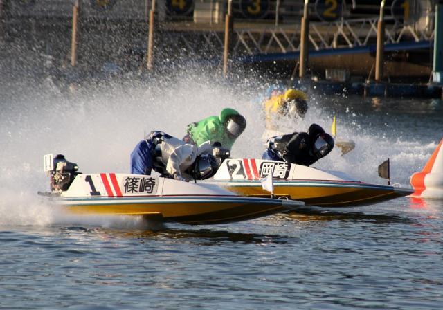 .ボートレース(競艇またはボートレース)